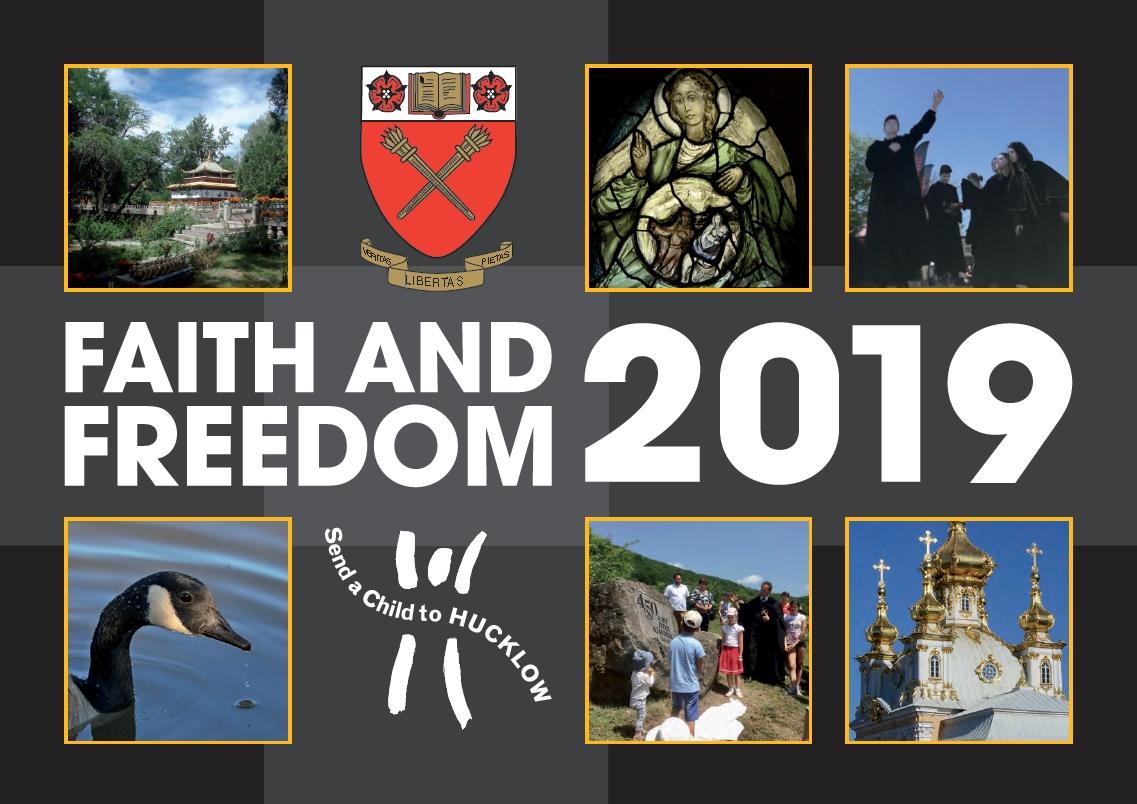Faith And Freedon Calendar